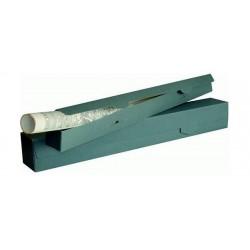 Boîte de rangement pour document roulé
