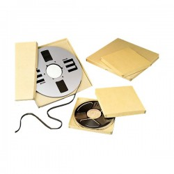 Boîte pour bande audio