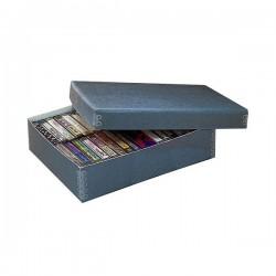 Boîte pour cassette audio