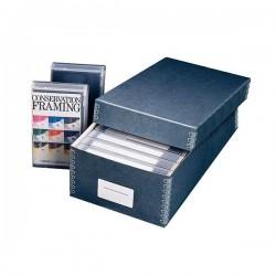 Boîte pour cassette vidéo