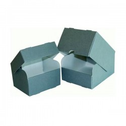 Boîte pour Microfiches, cartes postales et Plaques de verre, rangement vertical