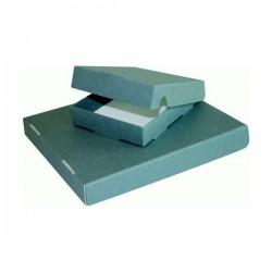 Boîte pour plaque de verre, rangement horizontal