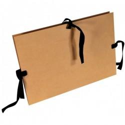 Carton à dessin / Portfolio en carton permanent