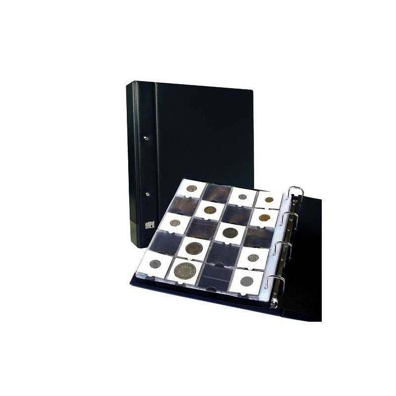 classeur pour collection numismatique artdoctor. Black Bedroom Furniture Sets. Home Design Ideas