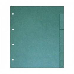 Intercalaires à onglets en papier permanent