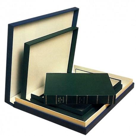Boîte de présentation Solander