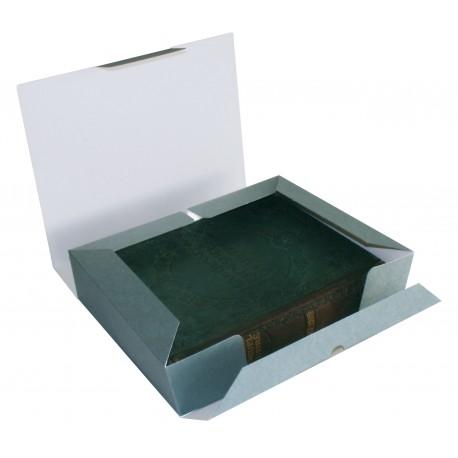 Boîtes/étuis de conservation pour livres