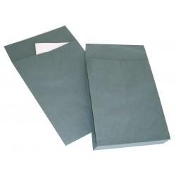 Enveloppe plate en papier Kraft permanent