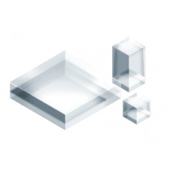 Socle Transparent Cube