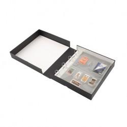 Boîtes Classeurs à anneaux Timecare™Museum
