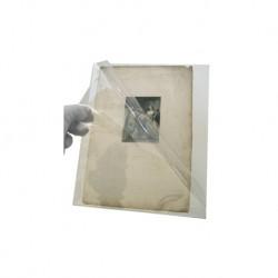 pHipap – Protecteurs mixtes polyester papier Haute transparence