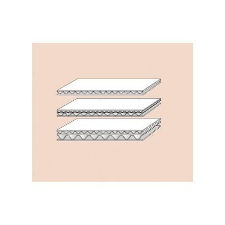 Carton Premier Duo™ Archival Ondulé Superior Millboard™