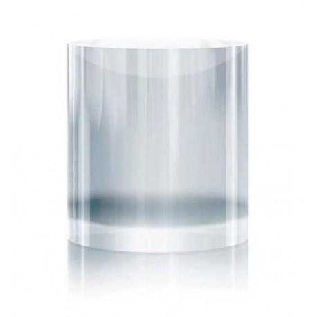 Socle Transparent Rondin