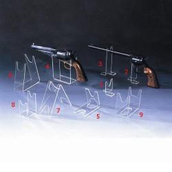 Socle Plexiglas à Armes à feu