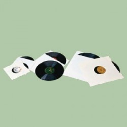 Enveloppe à rabat pour disques vinyles