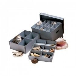 Accessoires pour boîtes à compartimenter