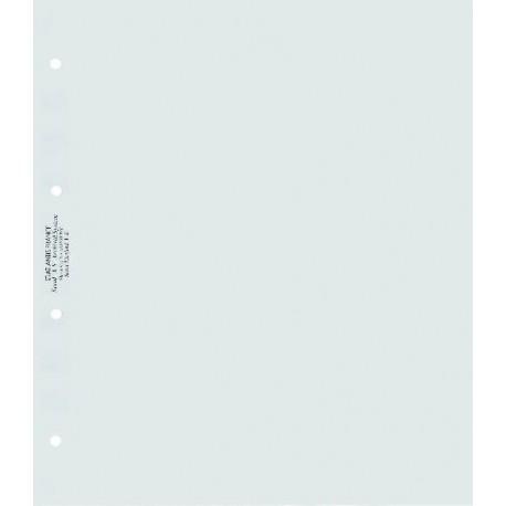 Feuilles d'album Grand Format en polyester
