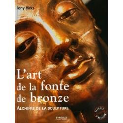 Tony Birks, L'art de la fonte de bronze
