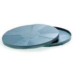 Boîtes rondes polypropylène pour la conservation des films 16 mm