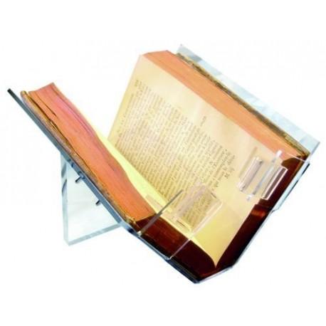 Lutrin vitrine-table