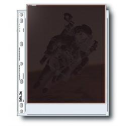Feuilles d'album polyéthylène pour négatifs, 1 poche