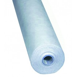 Rouleau d'intissé de polyéthylène Tyvek
