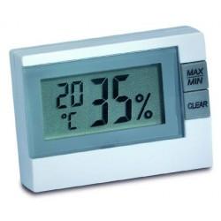 Thermo-hygromètre miniature