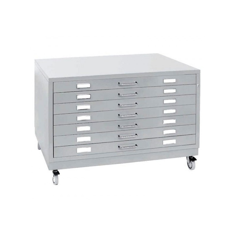 ... Furniture and storage accessories > Metal horizontal filing cabinet