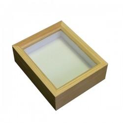 Boîte d'entomologie en bois