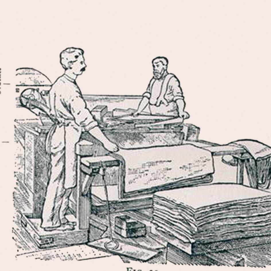 conserver ses papiers anciens - artdoctor