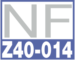 logo norme NF 740-014
